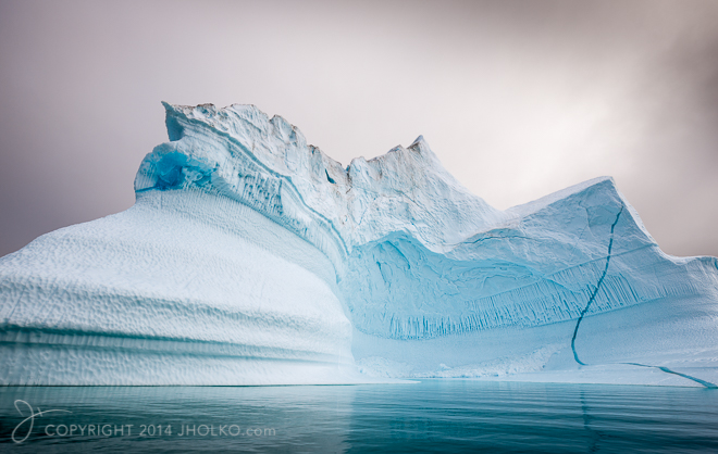 The Organ Pipes in Greenland