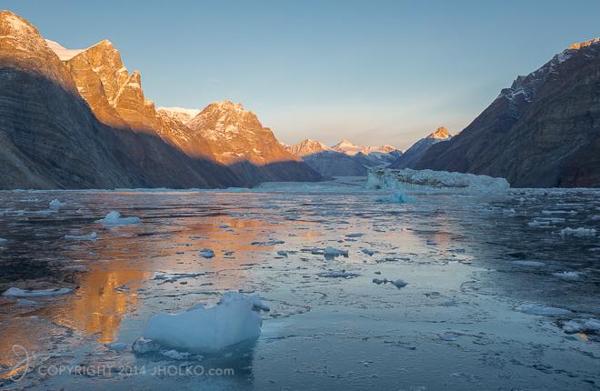 Greenland Dawn